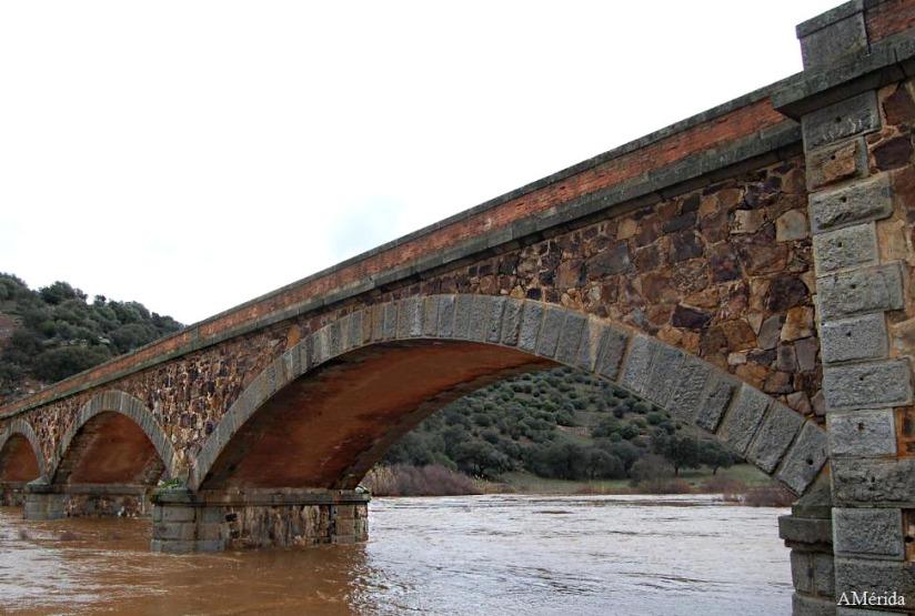 Puente de la arena tras la tormenta, Towns of spain, Villes d'Espagne, Städte von Spanien