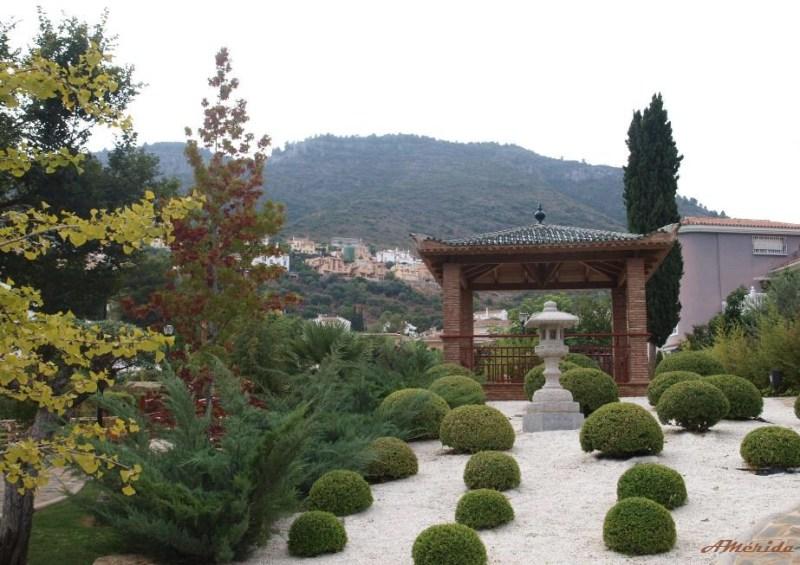 jardín zen, kare sansui