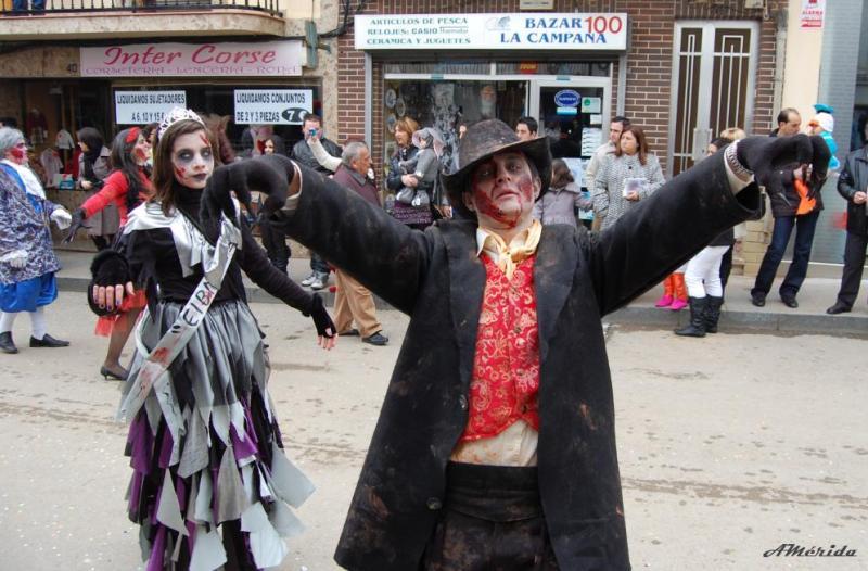 carnaval de Almadén
