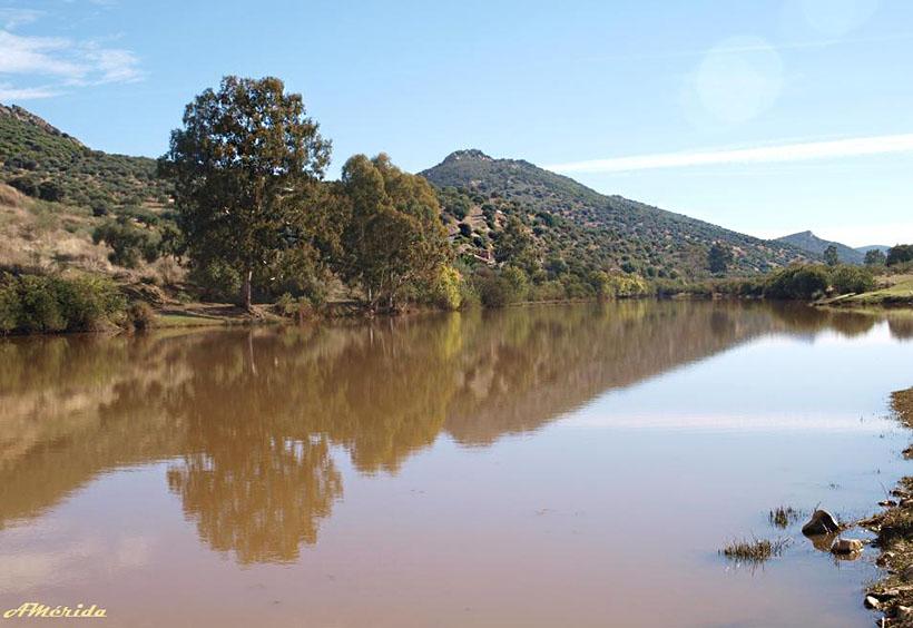 río Guadamez