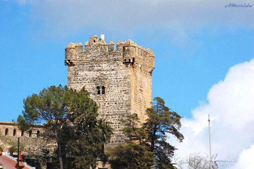Castillo Ducal de Frías, Castillo de Montemayor