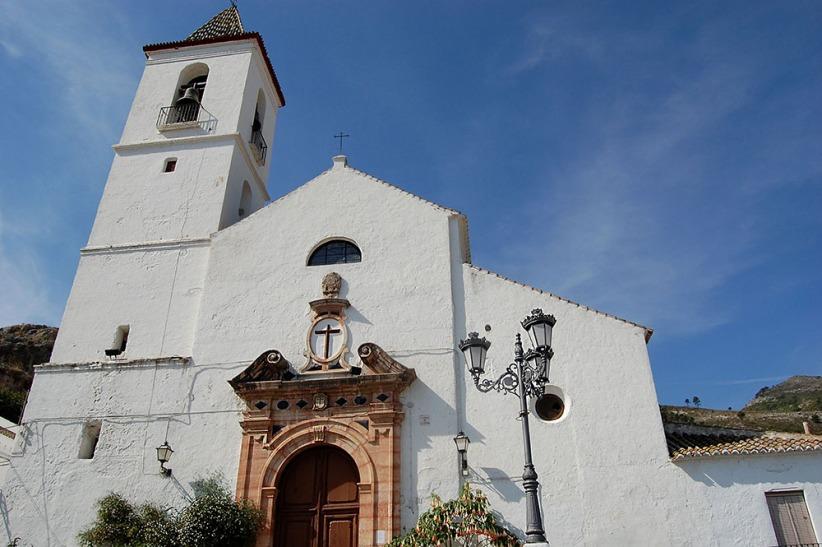 Iglesia de Santiago de Casarabonela
